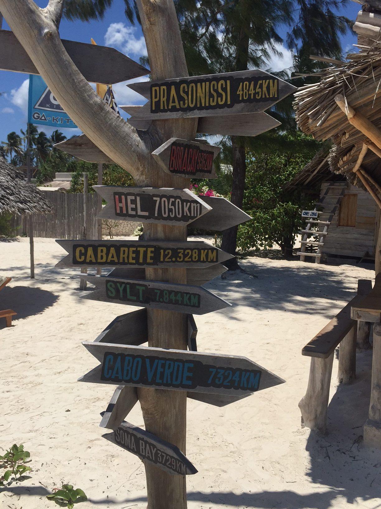Reisebericht Sansibar