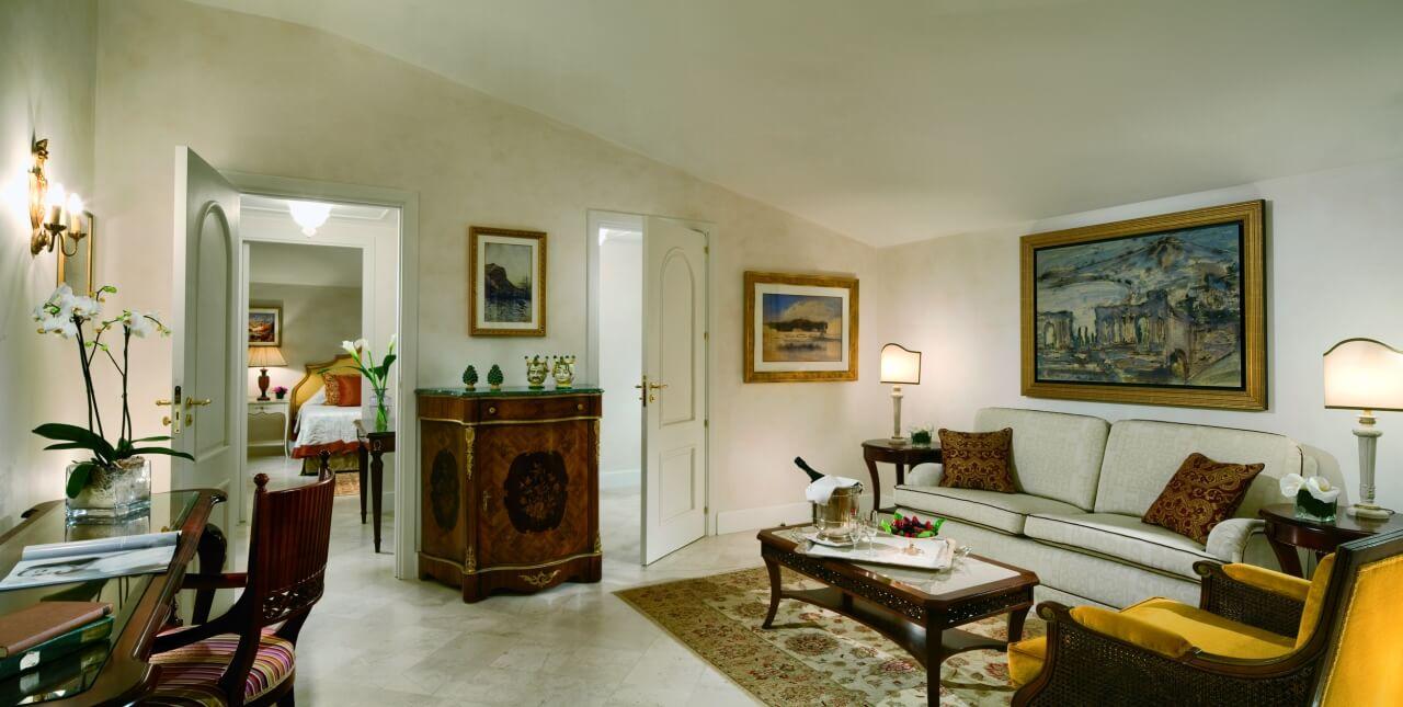 Belmond Grand Hotel Timeo Sizilien