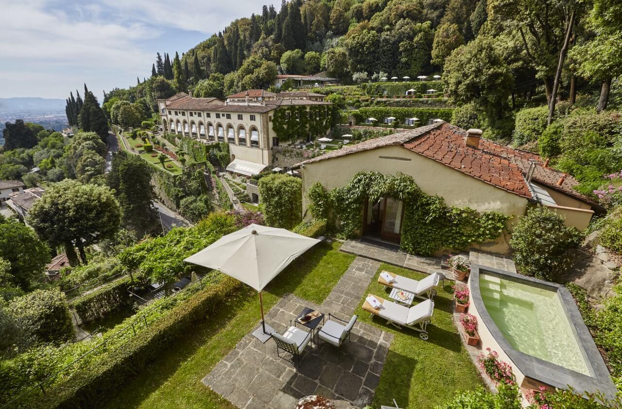 Villa San Michele Florenz
