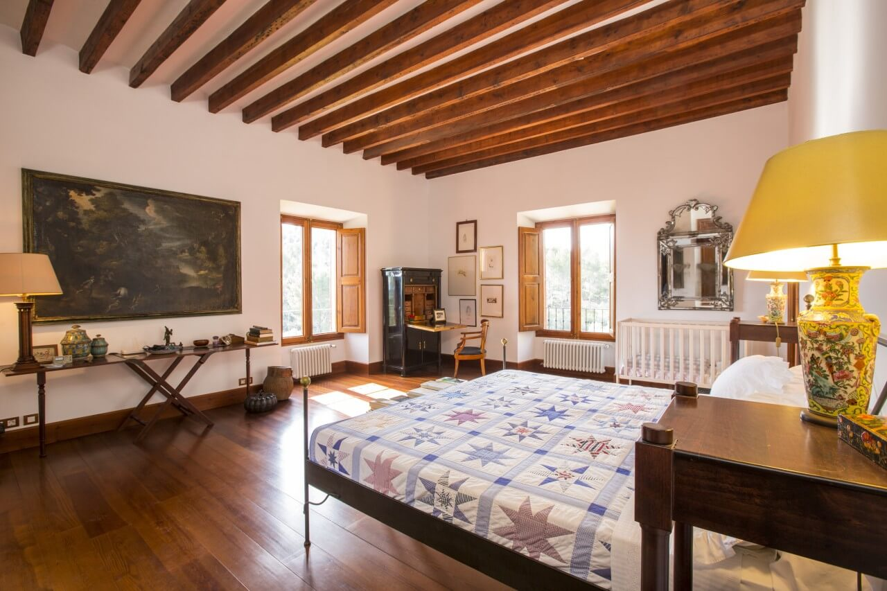 Casa Selva | Historische Ferienfinca bei Pollensa | Mieten bei LANDMARK