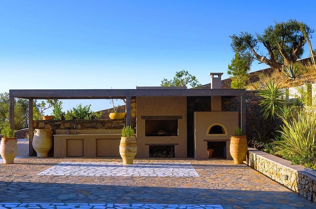 Designvilla Plaka Ferienhaus Auf Kreta Zum Mieten