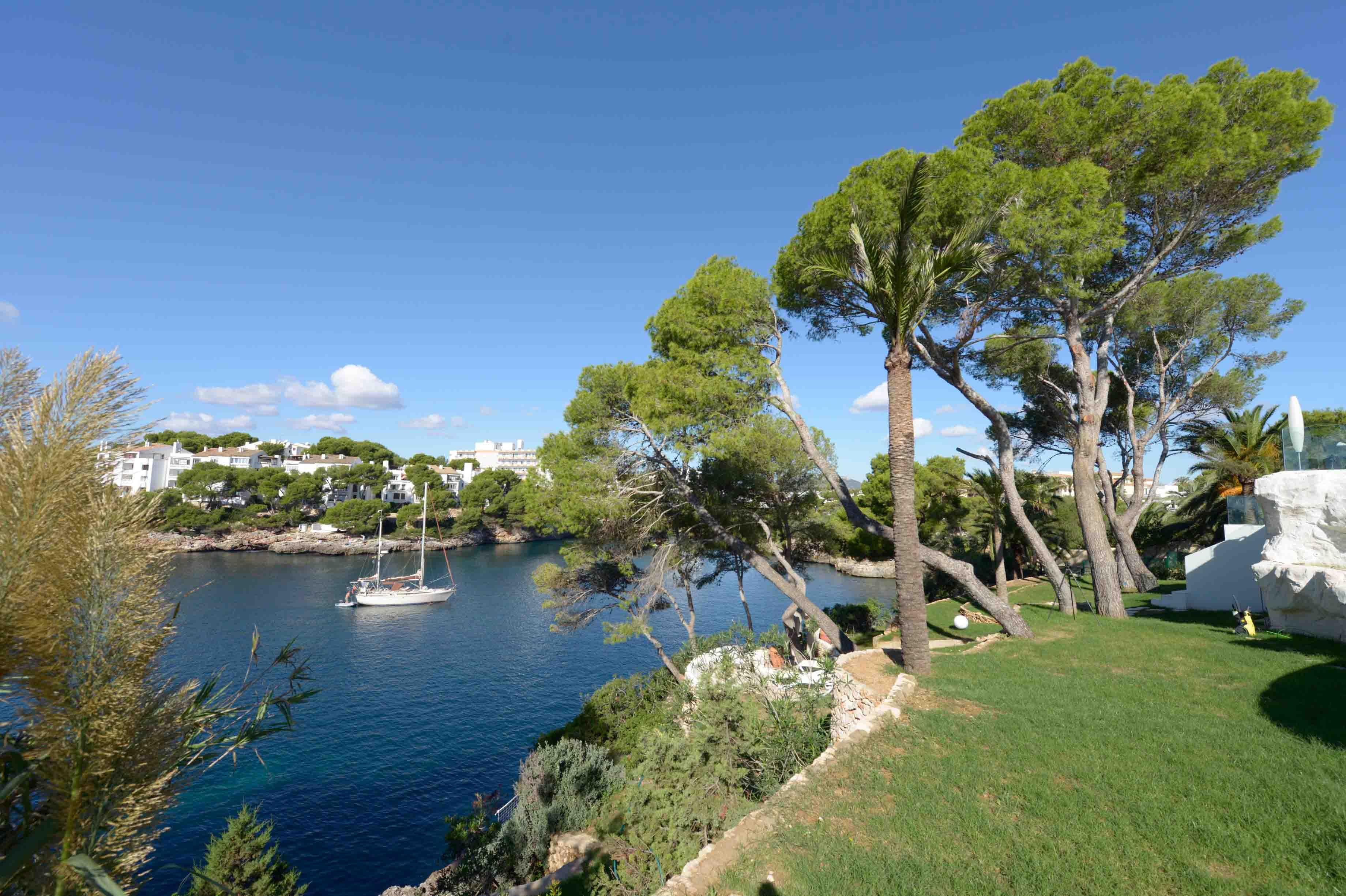 Ferienhaus Mallorca Mit Bootsanleger - Ocean Villa Cala Serena
