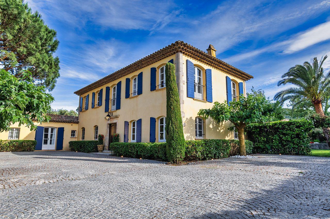 Luxus Ferienhaus St. Tropez mieten
