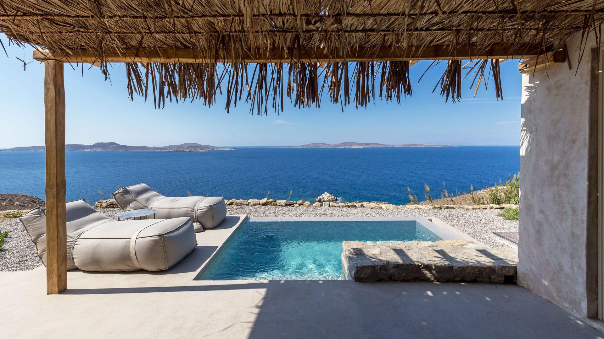 Ferienhaus Mykonos 8 Personen - Villa Delos View