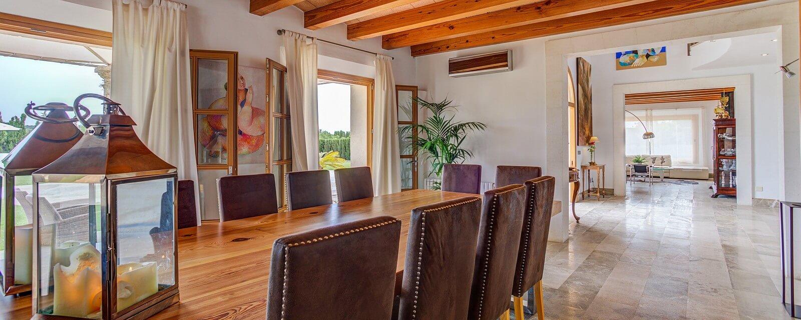 FINCA LA VIDA | Mallorca | Luxuriöse Finca bei LANDMARK mieten