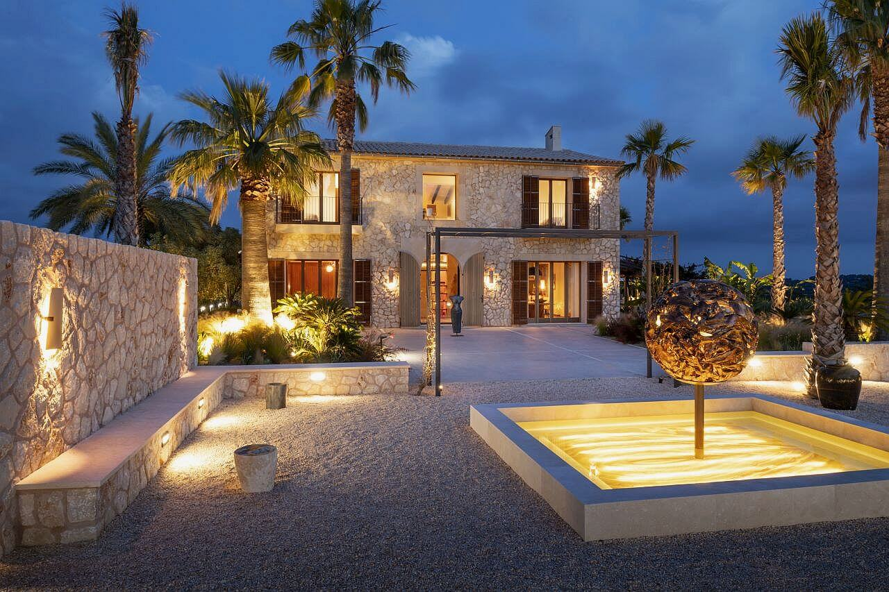 Luxus Finca Villa Mallorca mieten