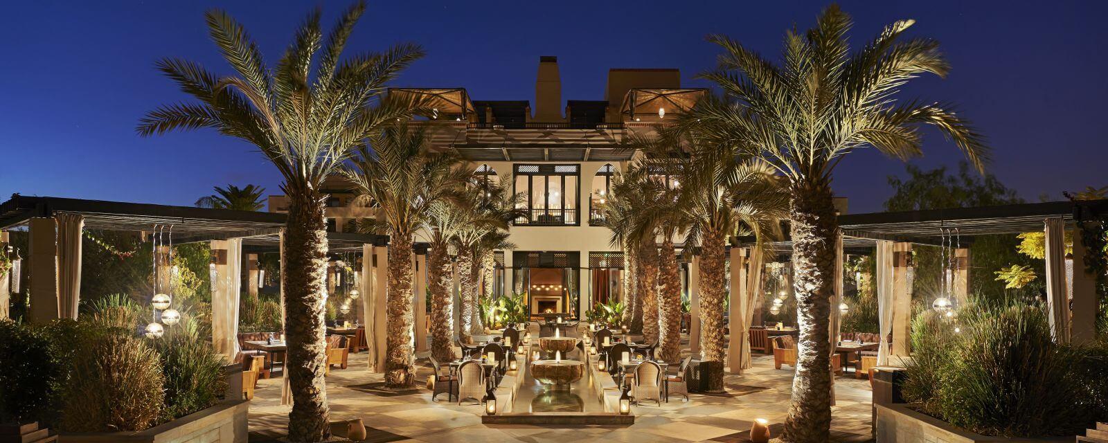 Four Seasons Resort Marrakech | bei LANDMARK buchen