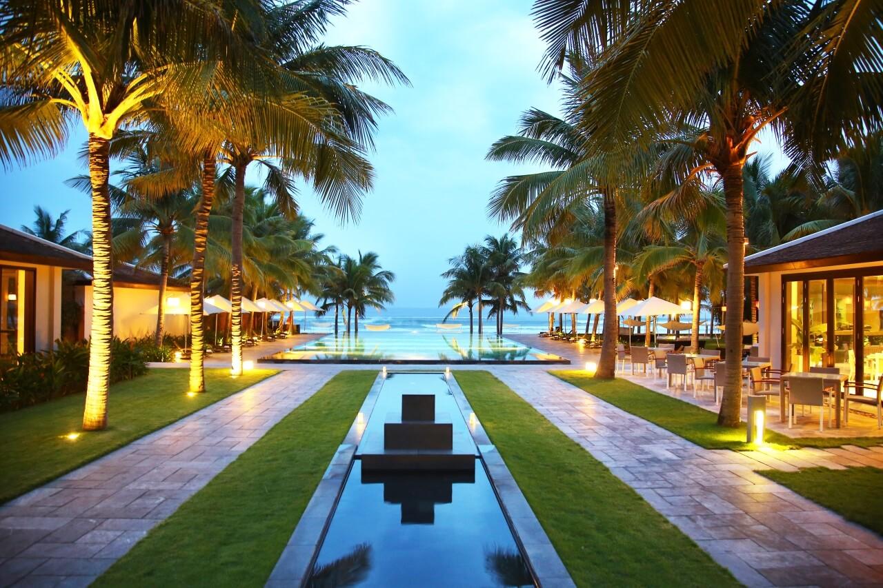 China Beach Vietnam Hotels