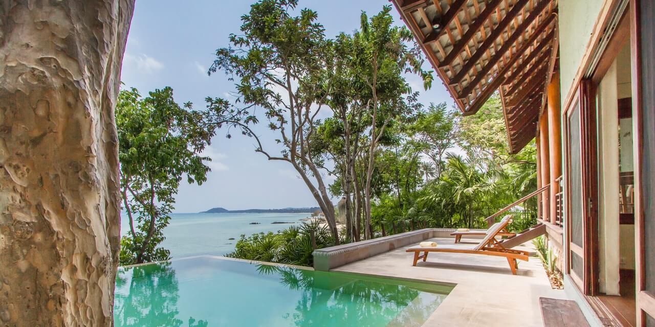 Kamalaya Koh Samui Two Bedr. Beachfront Pool Villa 2