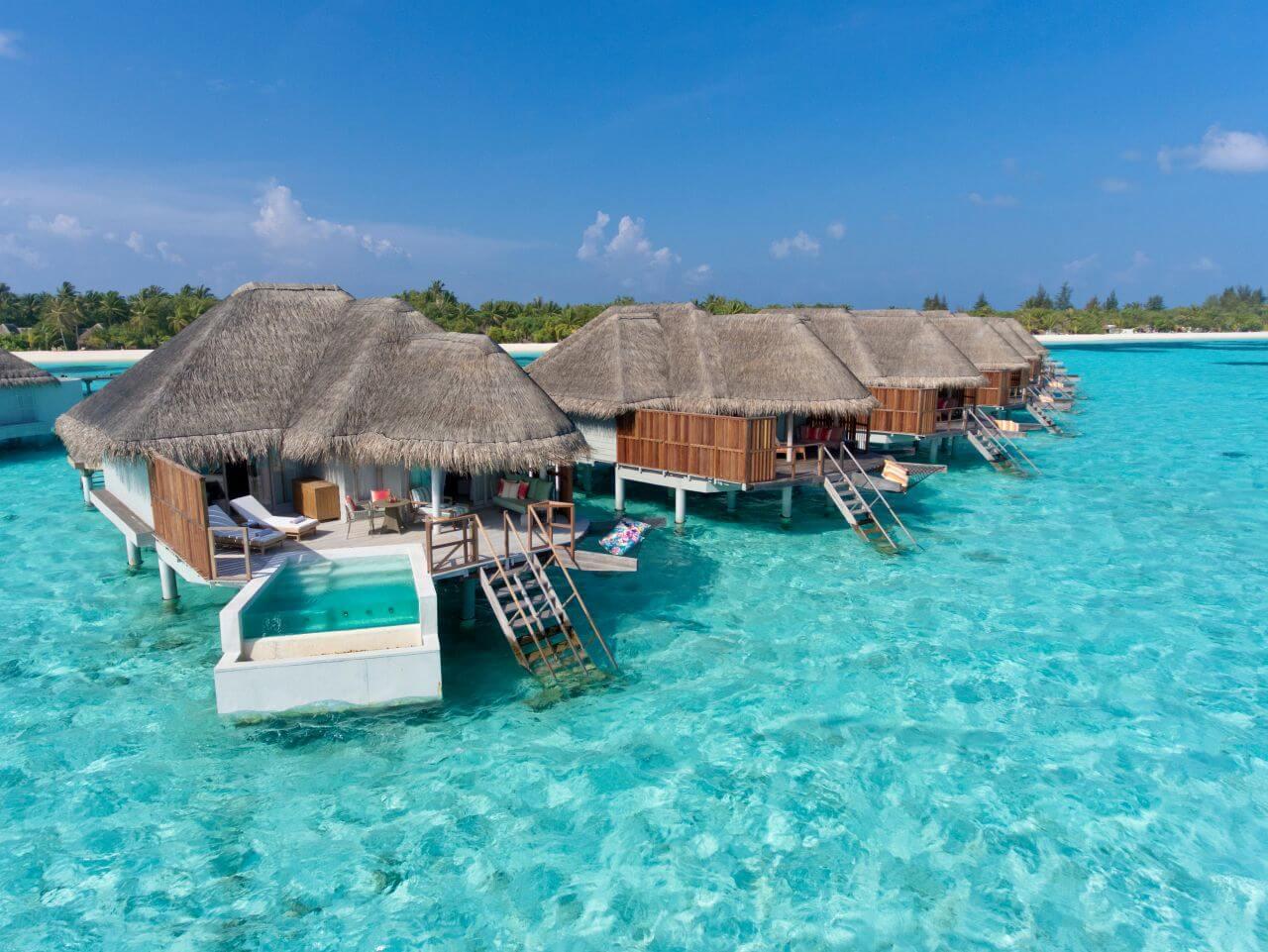 kanuhura maldives malediven bei landmark buchen. Black Bedroom Furniture Sets. Home Design Ideas
