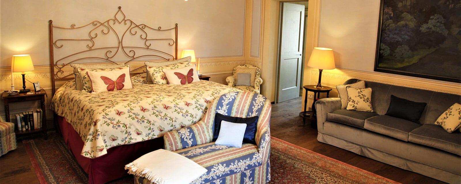 LA SCUDERIA | Exklusives Ferienhaus in der Toskana bei Lucca ...