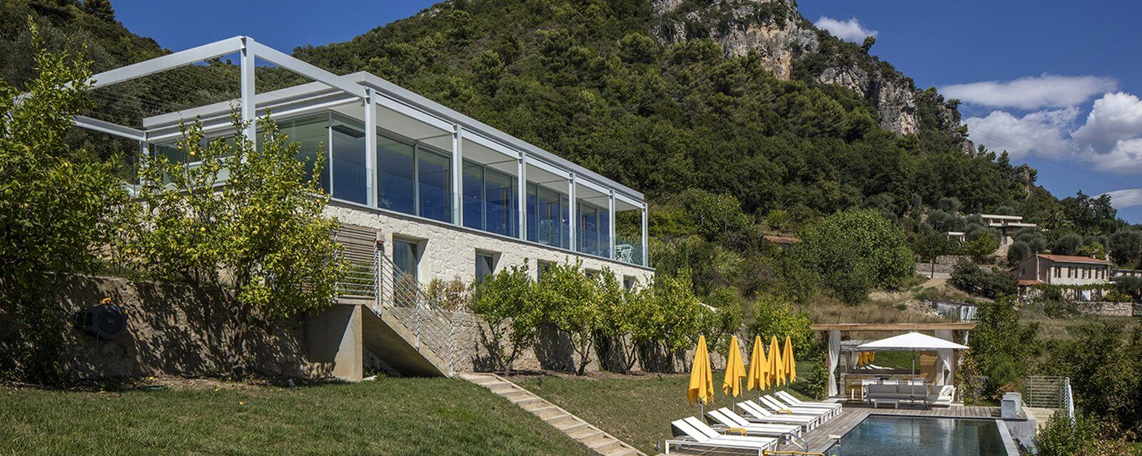 LEMON HOUSE | Côte dÁzur | bei LANDMARK mieten
