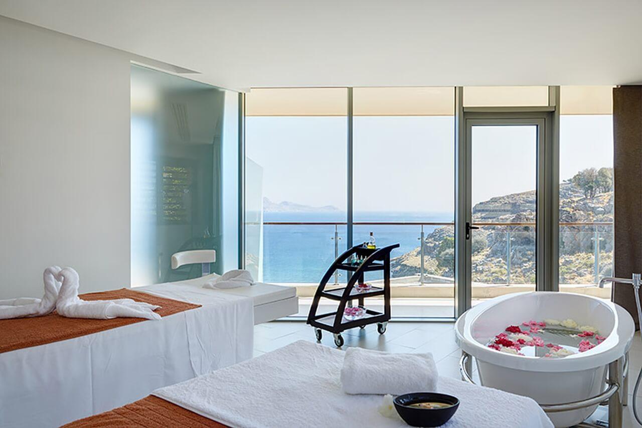 Lindos Blu Luxury Hotel Suites