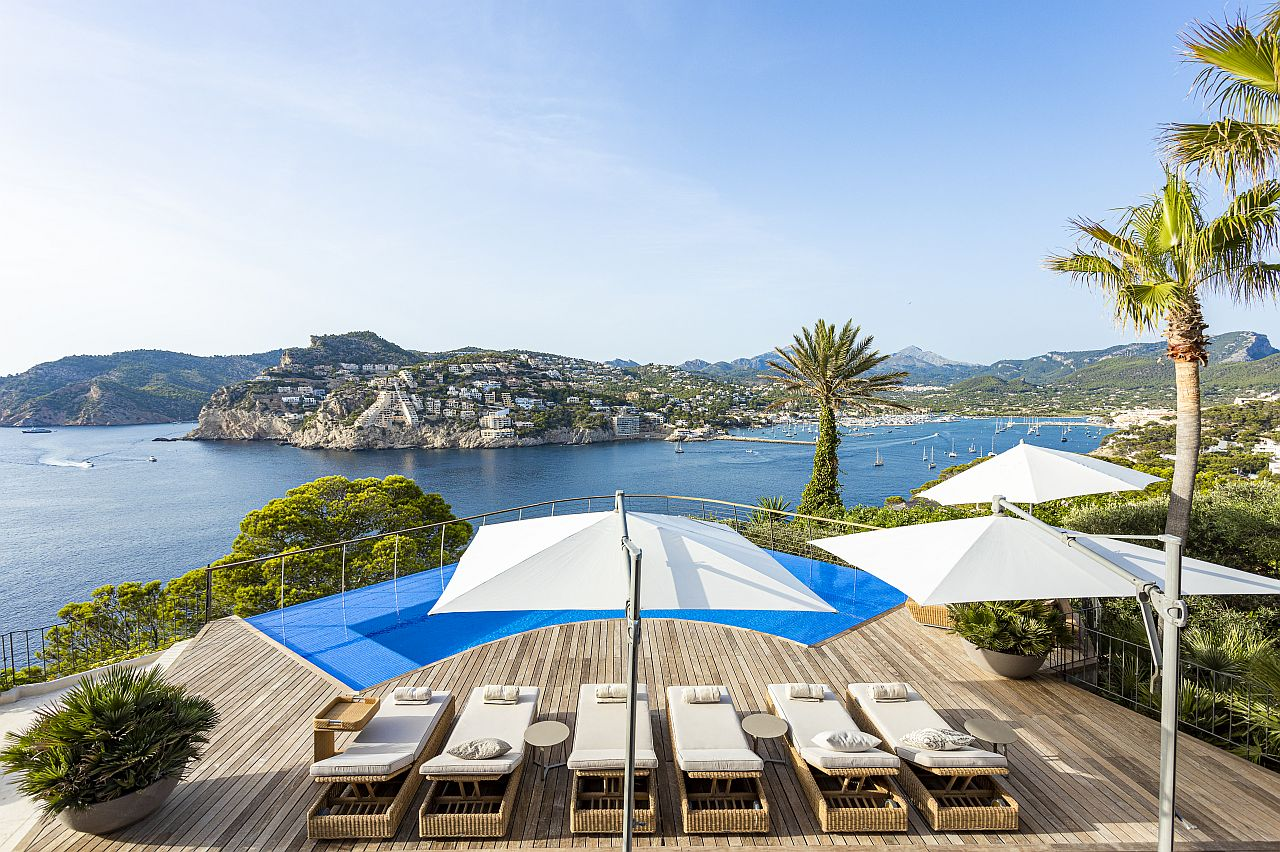 Villa mit Pool auf Mallorca mieten