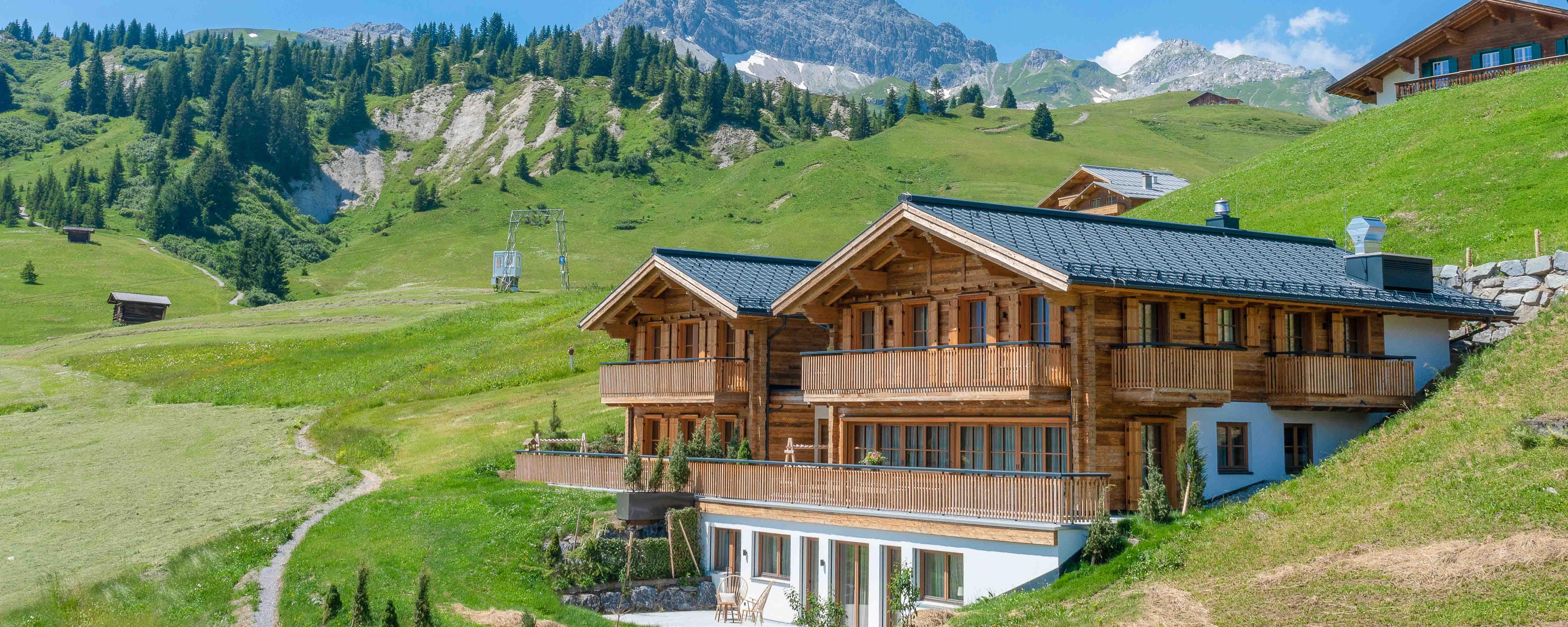 Luxus Ski Chalet Oesterreich Mieten 2