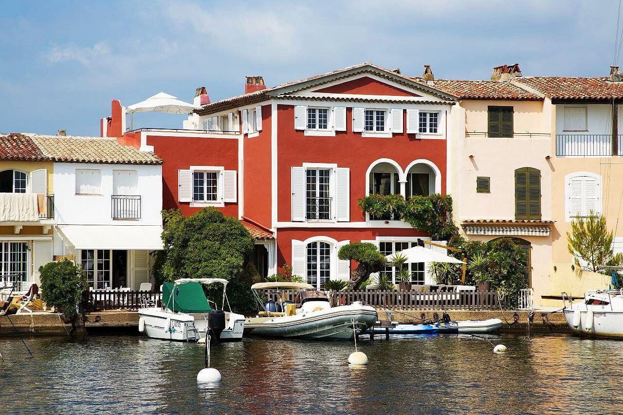MAISON DU PECHEUR | Luxus Yachthafen Villa | Côte d´Azur