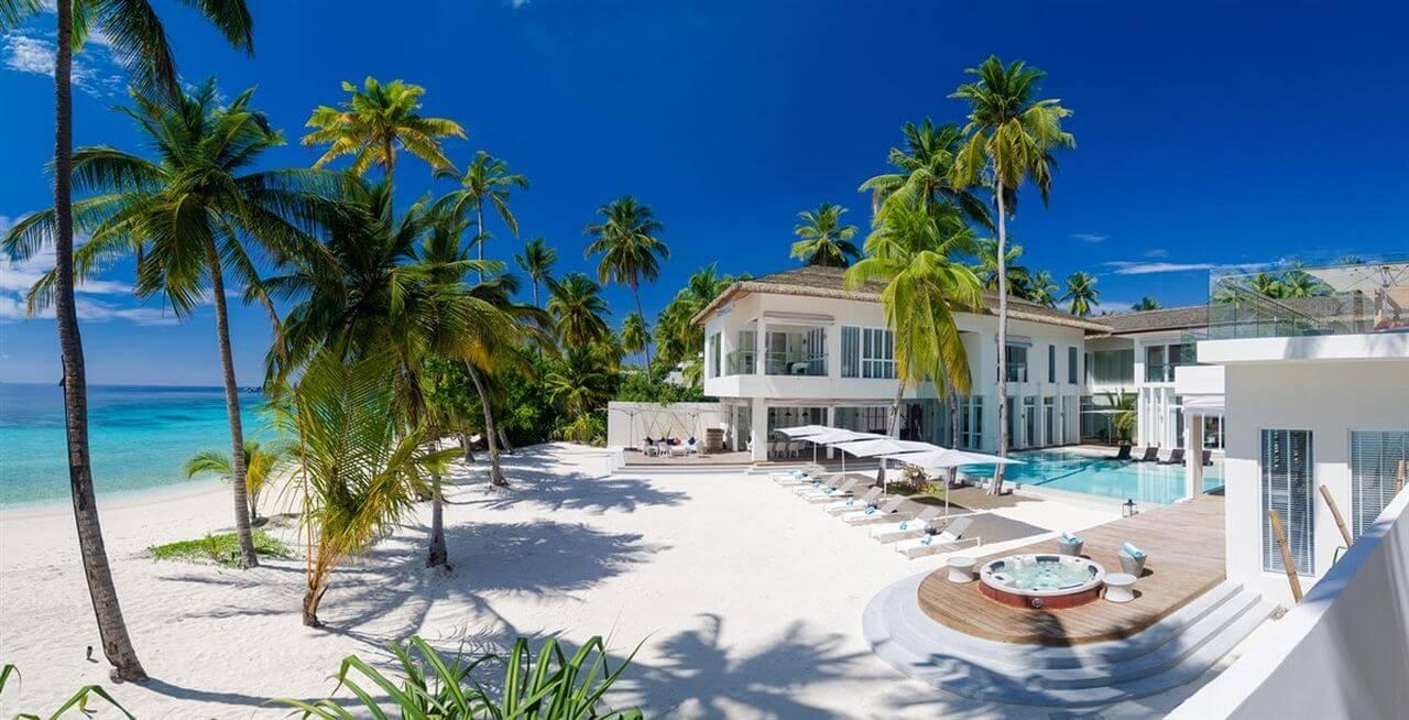 Malediven Amilla Fushi The Amilla Estate3