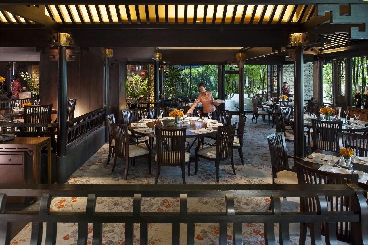 mandarin oriental, singapore | jetzt bei landmark buchen
