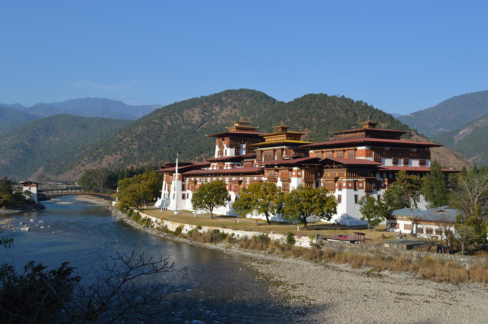 Reisebericht Bhutan