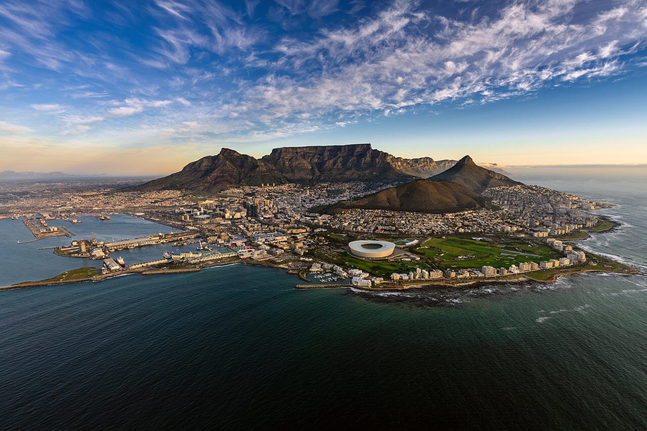 Rundreise Suedafrika Kapstadt