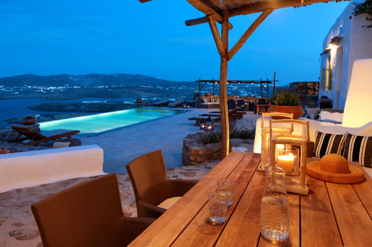 sostis ferienhaus auf mykonos panormos bei landmark mieten. Black Bedroom Furniture Sets. Home Design Ideas