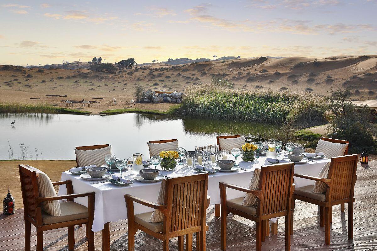 The Ritz Carlton Ras Al Khaimah Al Wadi Desert 36 cosa ne pensate di una giovane perchГ© al iniziale appuntamento fa genitali della bocca?