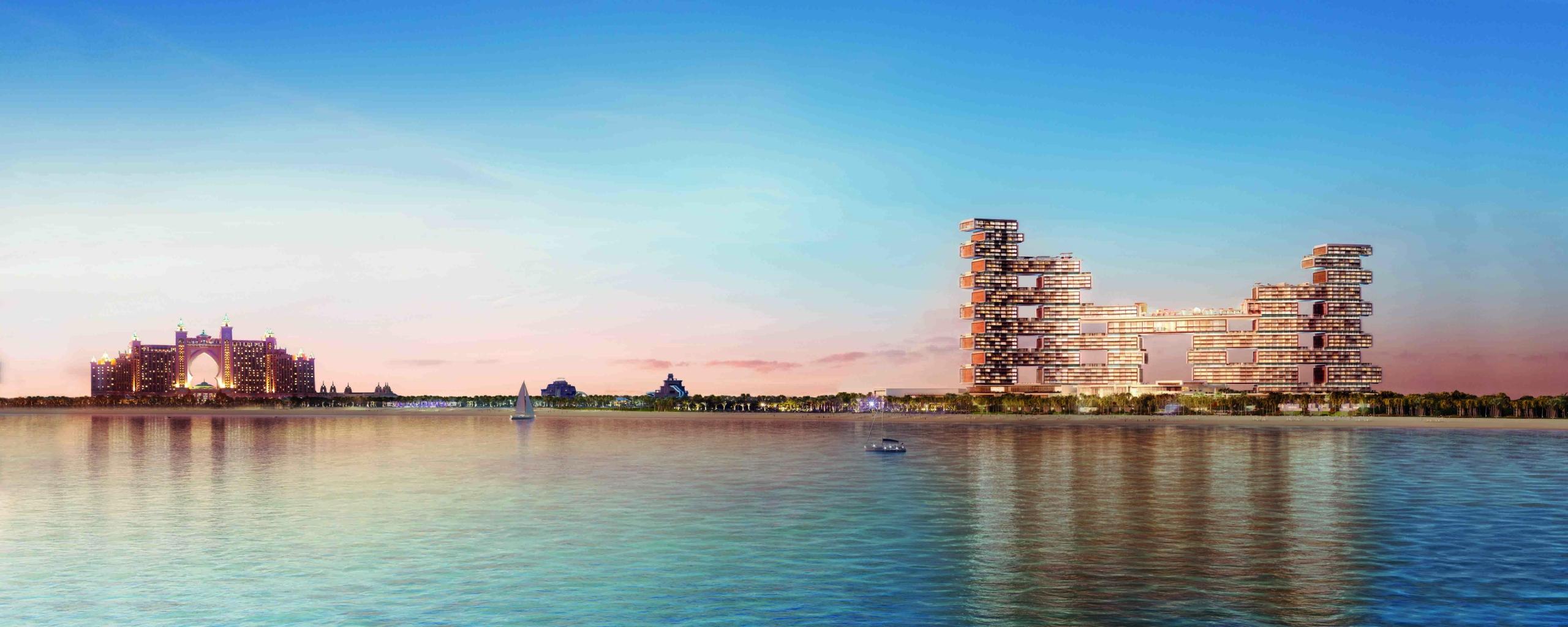 The Royal Atlantis Resort - Luxushotel Dubai