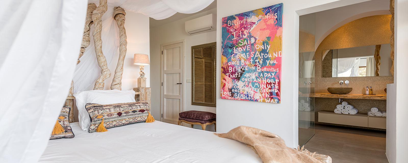 VILLA CALA CARBO | Ibiza | bei LANDMARK mieten
