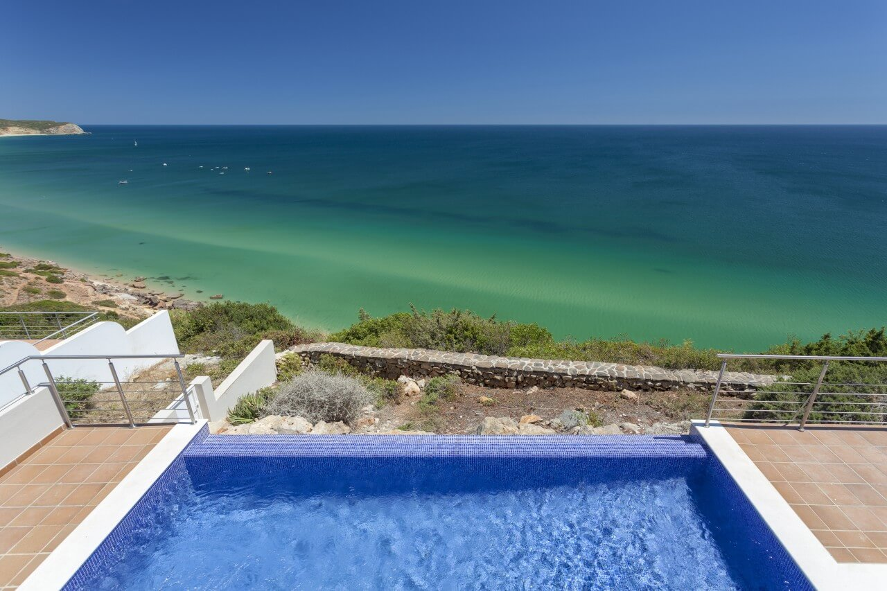 Villa mar a vista exklusives ferienhaus an der algarve for Pool design manufaktur ug rottenburg