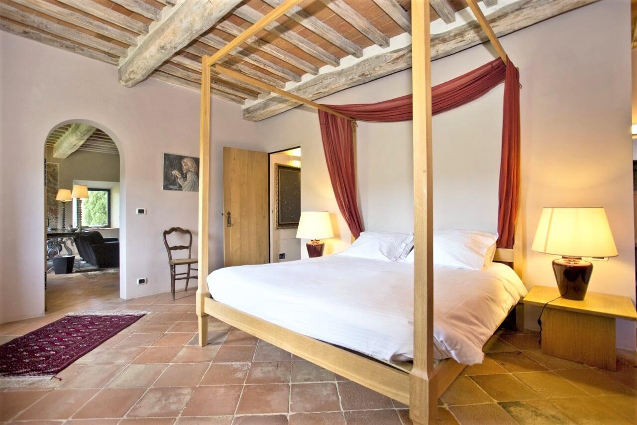 VILLA MARTA   Ferienhaus in der Toskana, Chianti Region