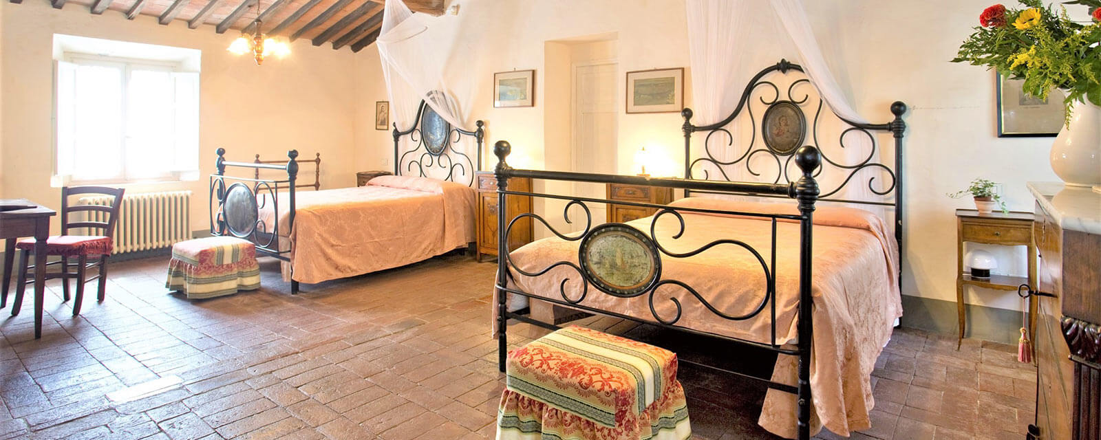 VILLA ROSALIA | Ferienhaus in der Toskana bei Guamo | Hier ...