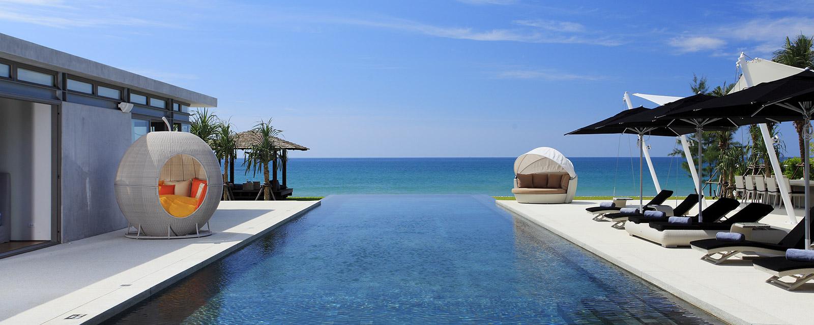 villa tievoli phuket natai beach bei landmark mieten. Black Bedroom Furniture Sets. Home Design Ideas